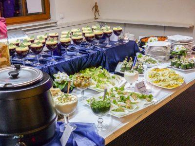 Günstiges Buffet Catering für Events im Raum Kassel gibt es bei Goya