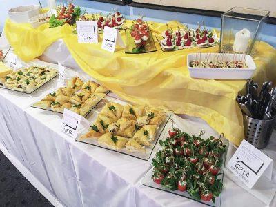 Buffet Catering für Events im Raum Kassel gibt es bei Goya