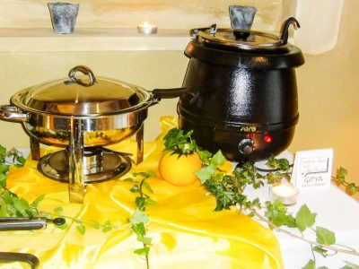 Catering mit abwechslungsreichem Buffet für Familienfeiern und Events im Raum Kassel gibt es bei Goya