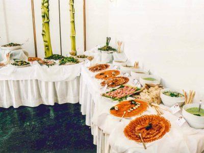 Catering mit Buffet für Familienfeiern und Events im Raum Kassel gibt es bei Goya