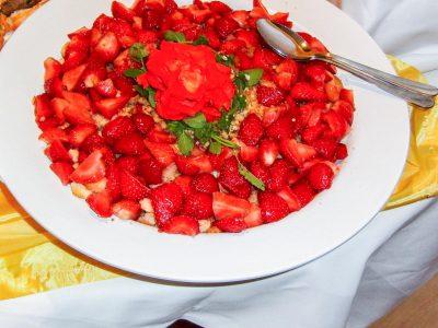 Günstiges Catering mit Desserts für Events im Raum Kassel gibt es bei Goya