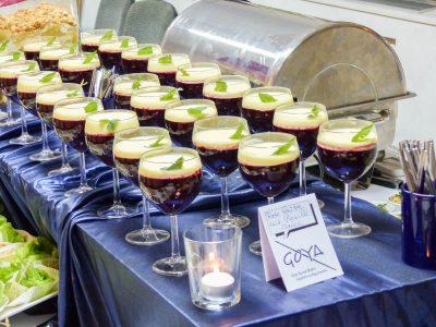 Catering mit leckeren Desserts für Familienfeiern und Events im Raum Kassel gibt es bei Goya