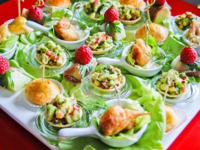 Günstiges Event Catering mit Fingerfood im Raum Kassel gibt es bei Goya
