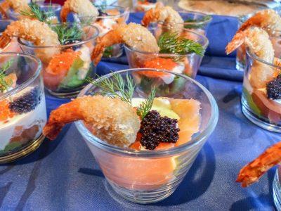 Catering mit abwechslungsreichem Fingerfood für Familienfeiern im Raum Kassel gibt es bei Goya