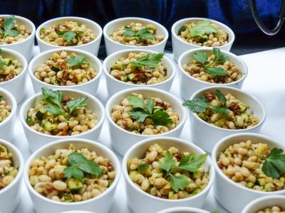 Event Catering mit abwechslungsreichem Fingerfood und Salaten im Raum Kassel gibt es bei Goya