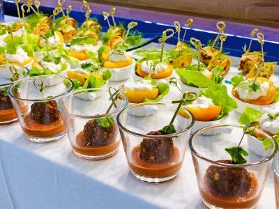 Event Catering mit Fingerfood im Raum Kassel gibt es bei Goya
