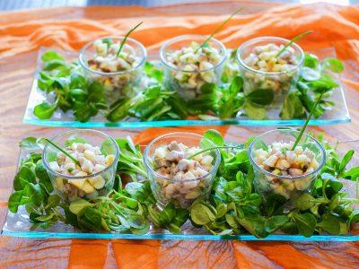 Günstiges Catering mit Salaten für Events im Raum Kassel gibt es bei Goya
