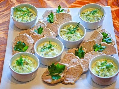 Event Catering mit Salaten im Raum Kassel gibt es bei Goya